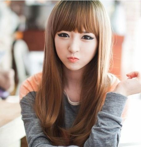 Excellent 25 Gorgeous Asian Hairstyles For Girls Hairstyle Inspiration Daily Dogsangcom