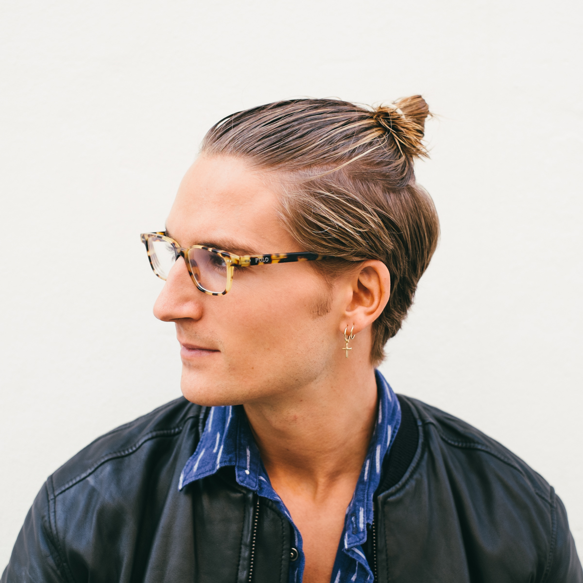 Man Bun Top 25 Man Buns