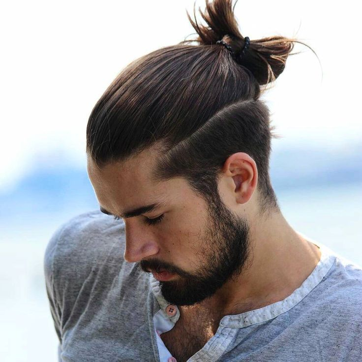 Hairstyle Bun : Man Bun: Top 25 Man Buns - Part 9