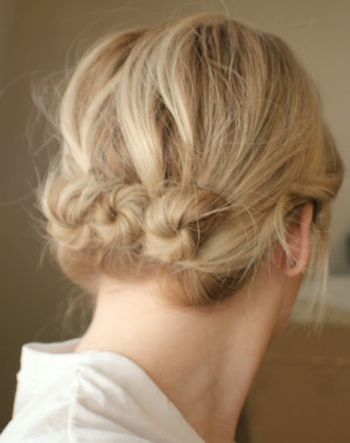 35 Easy Updos You ll Love To Try