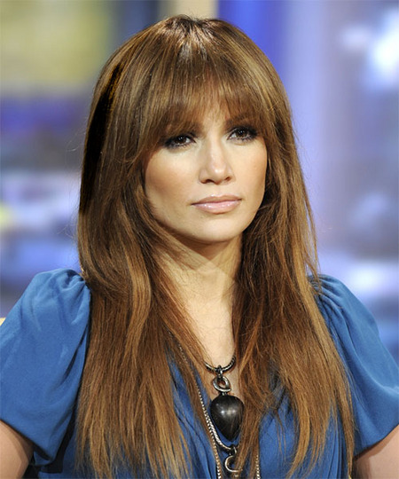 New Long Hair Styles: 25 Beautiful Long Hairstyles With Bangs