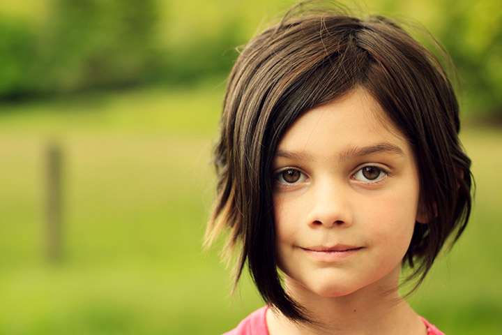 Cool Hair Styles For Kids: 30 Super Cool Hairstyles For Girls