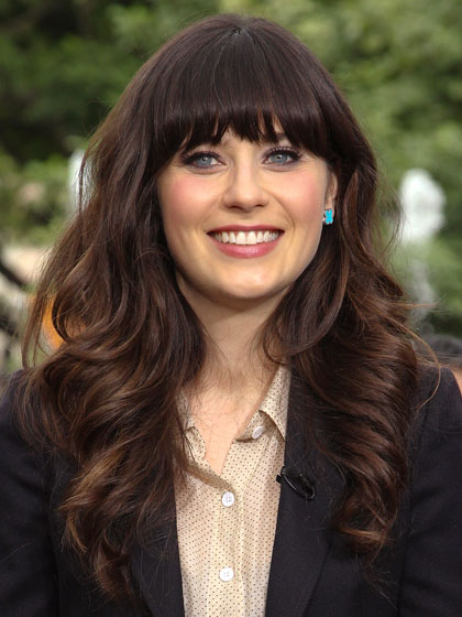 how to get volume in your bangs
