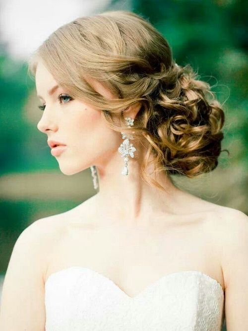 30 Stunning Wedding Hairstyles For Long Hair