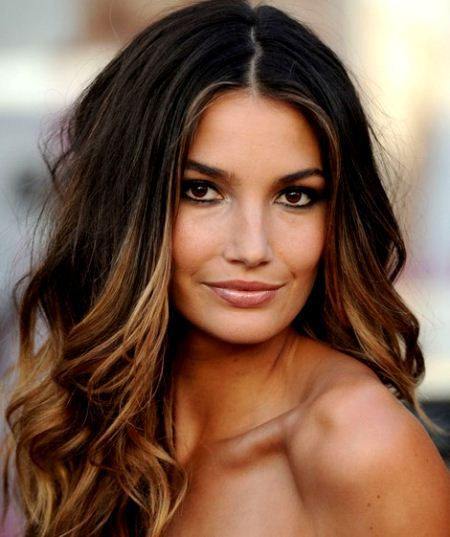 30 chocolate brown hair color ideas part 25 3dark chocolate with caramel ombre urmus Image collections