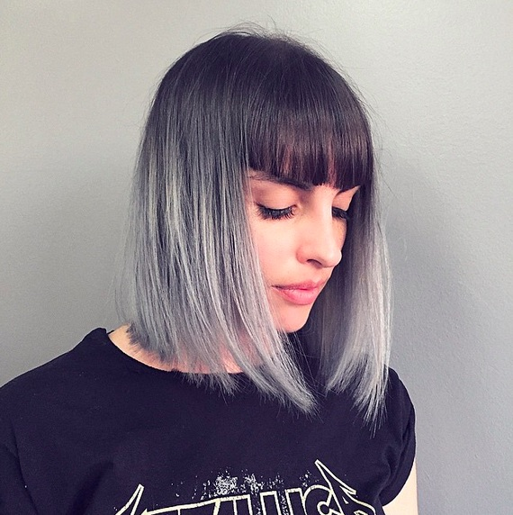 Silver Hair 30 Gorgeous Silver Hairstyle Ideas