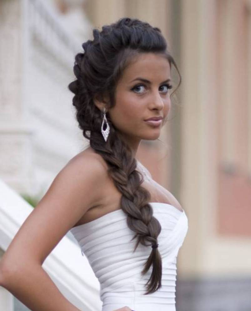 Excellent 30 Stunning Wedding Hairstyles For Long Hair Short Hairstyles For Black Women Fulllsitofus