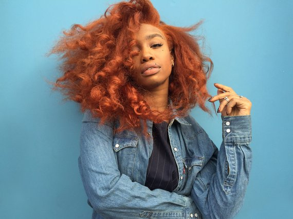 30 gorgeous copper hair color ideas singer sza took the copper plunge last year with a home dye job that resulted in this warm rust color a big departure from her naturally black curls urmus Choice Image