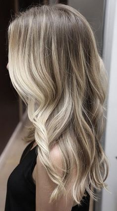 Top 30 dirty blonde hair ideas the perfect dirty blonde for fair skinned women this style features a very pale blonde balayage over natural ashy or dishwater blonde hair urmus