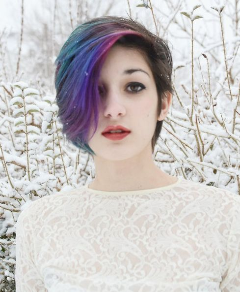 Cute And Creative Emo Hairstyles For Girls Emo Hair Ideas