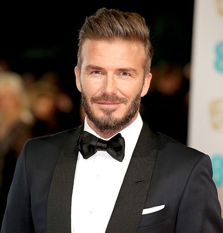 Hairstyles For Men With Thick Hair Part - Hairstyle like beckham
