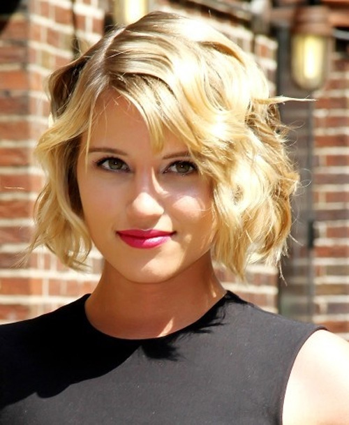 Super 20 Chic And Beautiful Curly Bob Hairstyles We Adore Hairstyles For Women Draintrainus