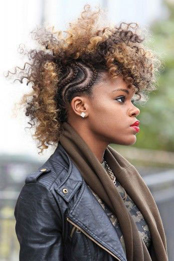 30 Braided Mohawk Styles That Turn Heads