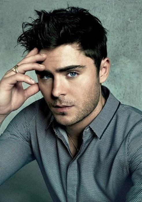 Top 20 Zac Efron Hairstyles We Love! Zac Efron