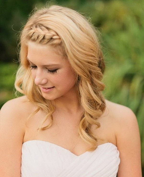 Medium Length Wedding Hairstyles: 30 Wedding Hairstyles For Medium Hair