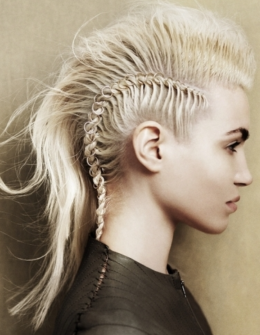 Groovy 30 Braided Mohawk Styles That Turn Heads Hairstyles For Men Maxibearus