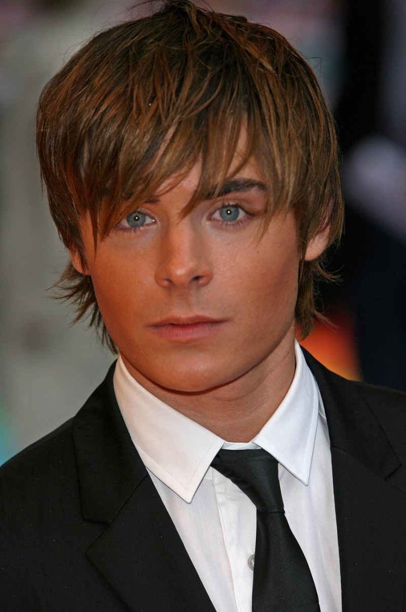 Top 20 Zac Efron Hairstyles We Love