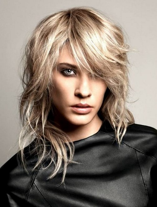 Prime 30 Stunning Shag Haircuts In 2016 2017 Hairstyle Inspiration Daily Dogsangcom