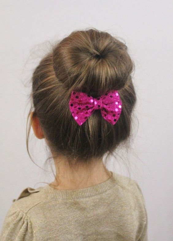30 Cute And Easy Little Girl Hairstyles For Your Girl