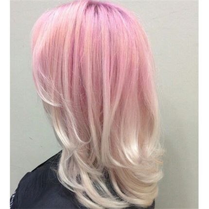 30 Pink Hairstyles Ideas For This Season