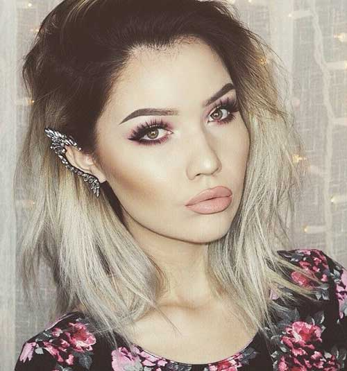 Fine 30 Platinum Blonde Hair Color Shades And Styles Hairstyles For Women Draintrainus