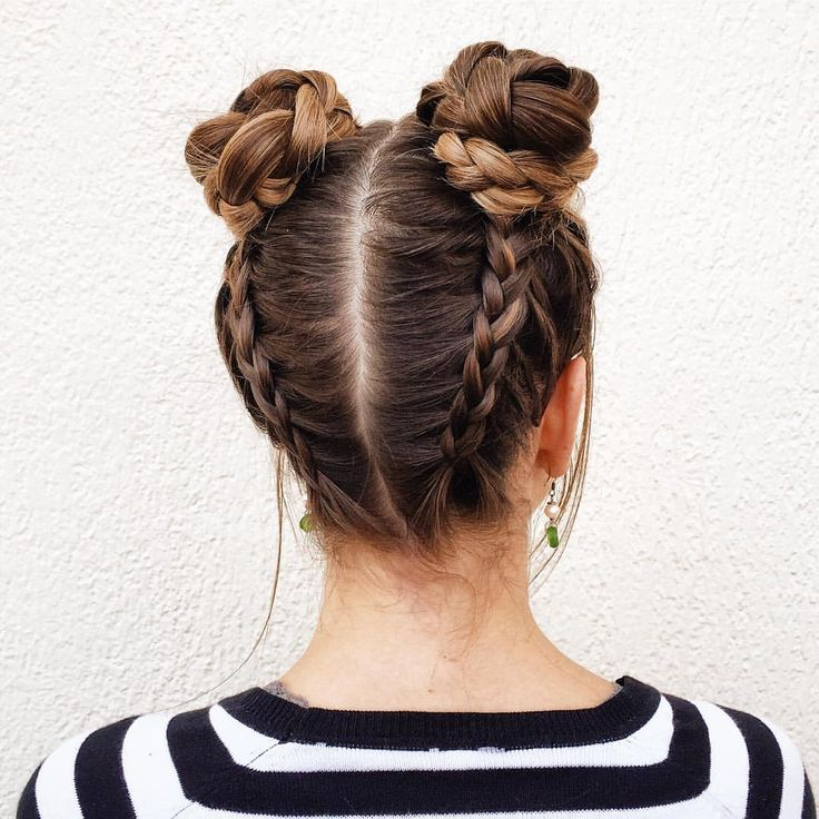 pigtail hair style collections