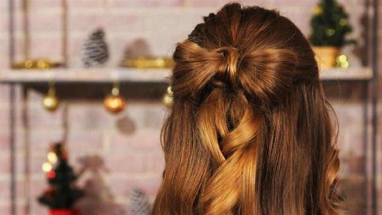 Outstanding 10 Bow Hairstyles With Tutorials And Imges Hairstyle Inspiration Daily Dogsangcom