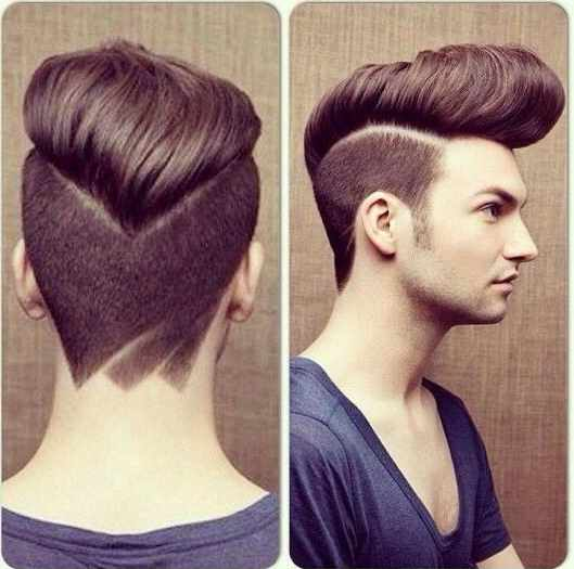 Fine 30 Perfect Pompadour Haircuts For Men Short Hairstyles Gunalazisus