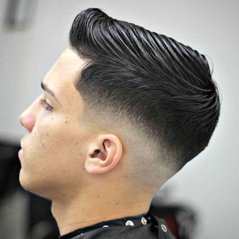 Fantastic 30 Awesome Comb Over Fade Haircuts Short Hairstyles Gunalazisus