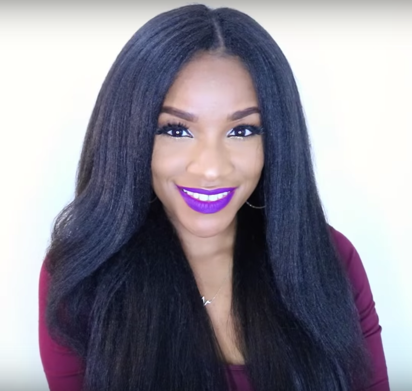 Best hair for crochet braids the ultimate crochet guide as it comes straight out of the package the texture of this kanekalon fibre hair is quite coarse making it easy to secure in crochet or other braided pmusecretfo Images