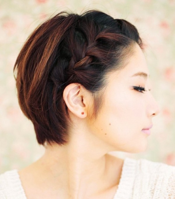 How to french braid super easy french braid tutorial 3bob with side french braids ccuart Images