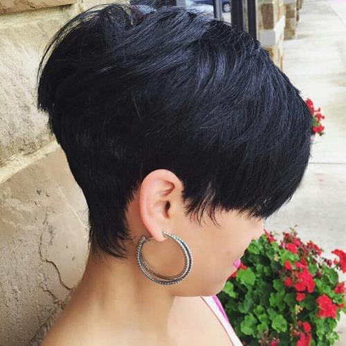 Pleasant 30 Stacked Bob Haircuts For Sophisticated Short Haired Women Hairstyle Inspiration Daily Dogsangcom