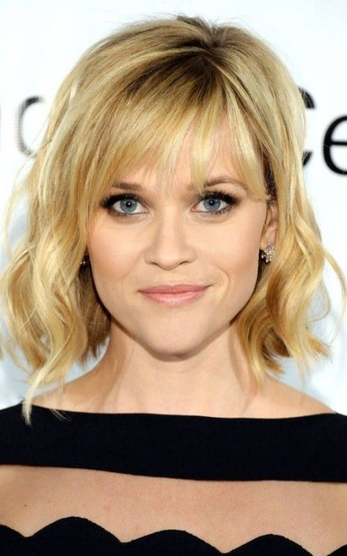 20 different types of bangs to flatter and frame your face 4wispy bangs urmus Images