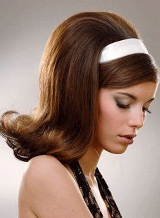 Along With Ribbons And Headscarves Headbands Were A Major Staple Of 60s Hairstyles Not Only Did They Serve To Coordinate An Outfit But Played