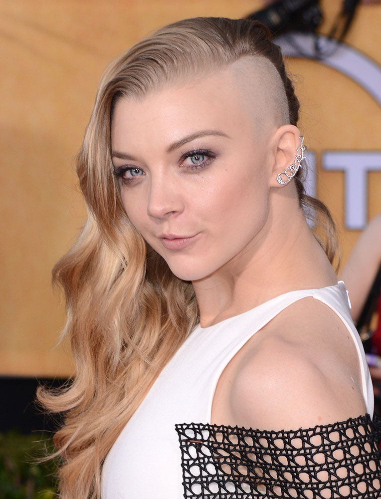 30 shaved hairstyles for women peinado de trenza 13red carpet side shave urmus Images