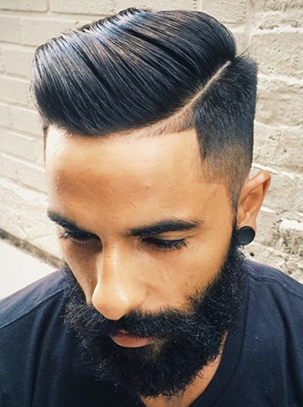 Mens Hairstyles 1000 Ideas About Comb Over Haircut On Pinterest High Fade Haircuts
