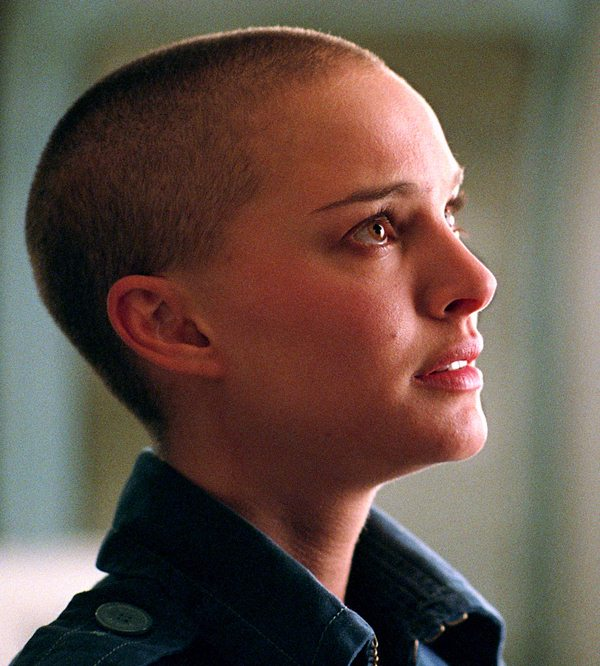 Can, Shaved bald female heads