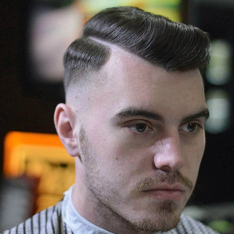 Crisp Military Haircuts For A Clean Masculine Style - Army cut hairstyle 2014