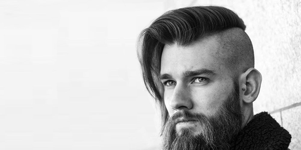 28 Edgy Disconnected Undercuts For Modern Men