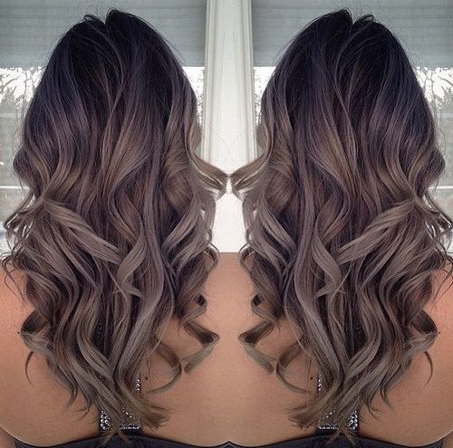 Brown Hair Color Styles 30 Trendy And Glamorous Brown Ombre Hair Color Ideas