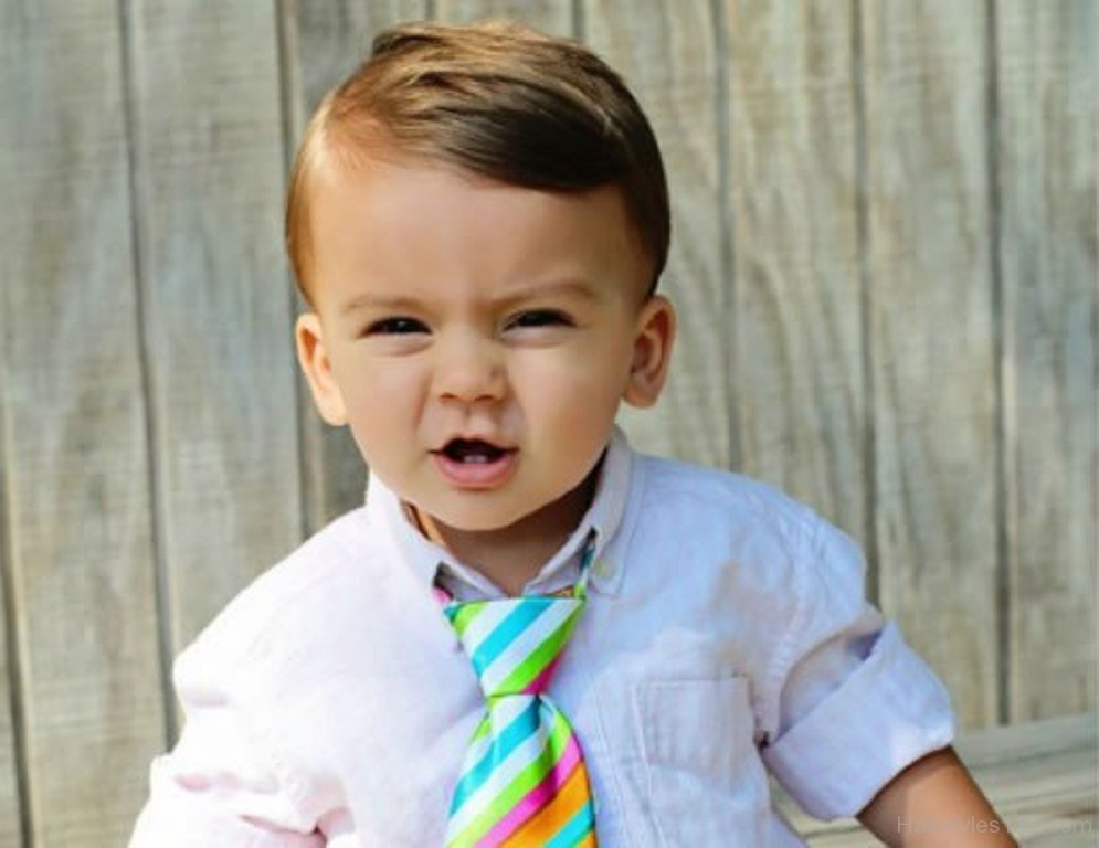 Toddler Hair Style: 30 Toddler Boy Haircuts For Cute & Stylish Little Guys