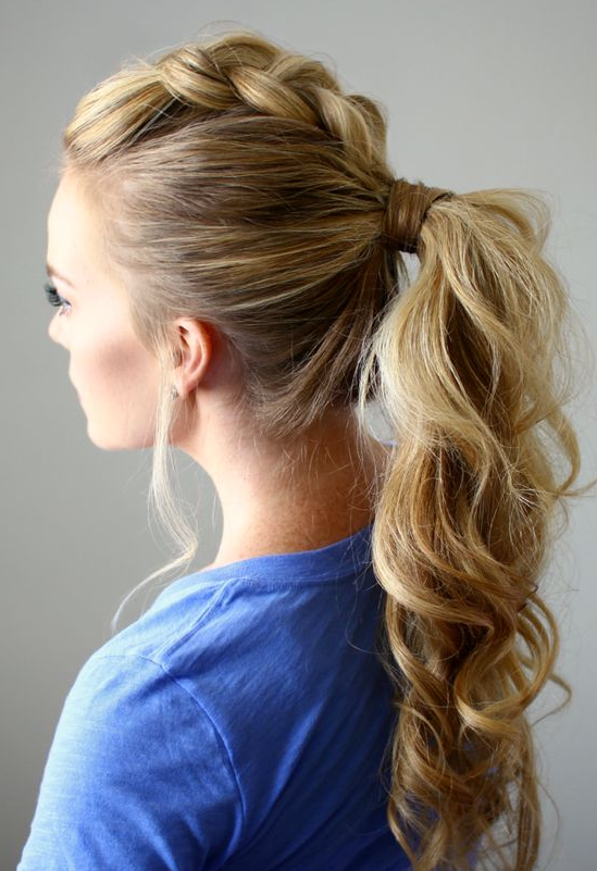 Pleasant 35 Gorgeous Prom Updos For The Biggest Night Of The Year Hairstyles For Women Draintrainus