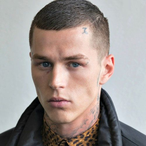 Buzz cut styles and tips for stylishly minimalist men a classic in modern mens haircuts the crew cut is easy professional and looks good on just about everyone this ultra short crew cut uses about a 5 urmus Image collections