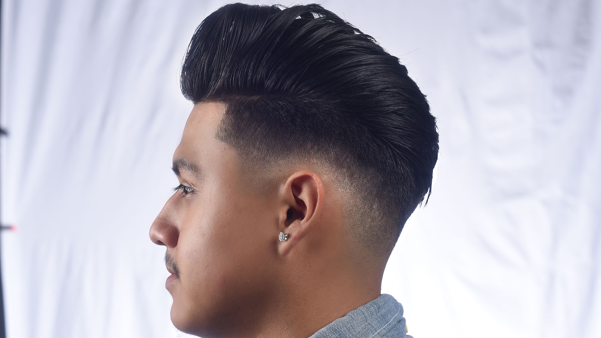 Top 25 Modern Drop Fade Haircut Styles For Trendy Men