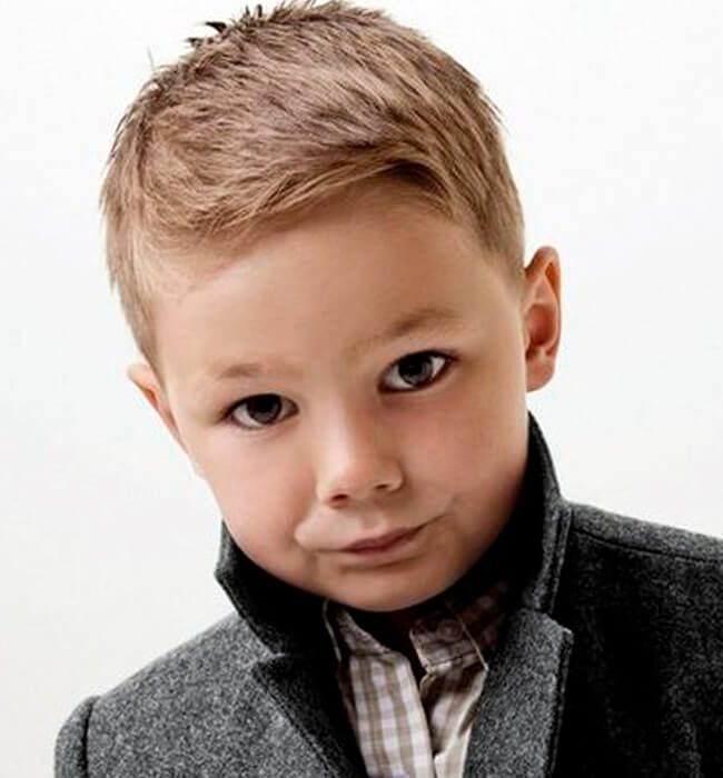 30 toddler boy haircuts for cute stylish little guys 8easy crew cut urmus Choice Image