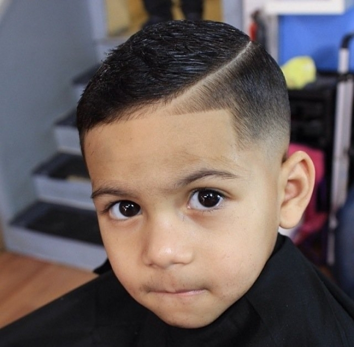 Boys Fade Haircuts: 30 Toddler Boy Haircuts For Cute & Stylish Little Guys