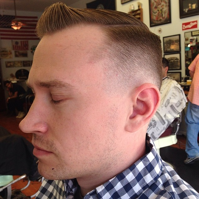 30 High And Tight Haircuts For Classic Clean Cut Men