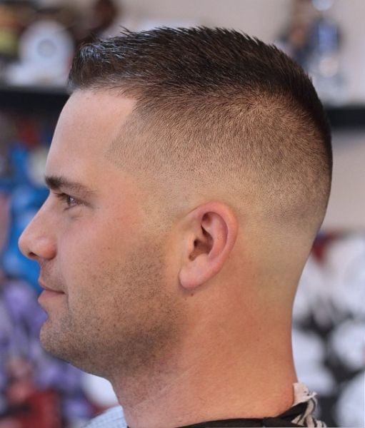 22 classic crew cut styles with tips tricks for men 4high fade crew cut urmus Image collections