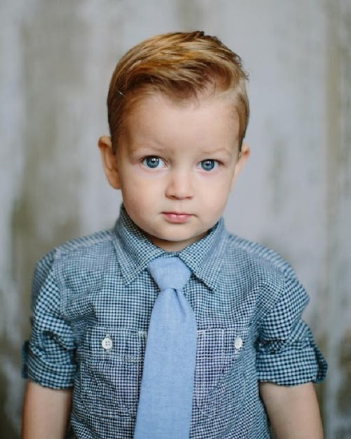 30 toddler boy haircuts for cute stylish little guys this ivy league haircut looks just as dapper on a toddler as it does on grown men and is mercifully easy to style urmus Image collections