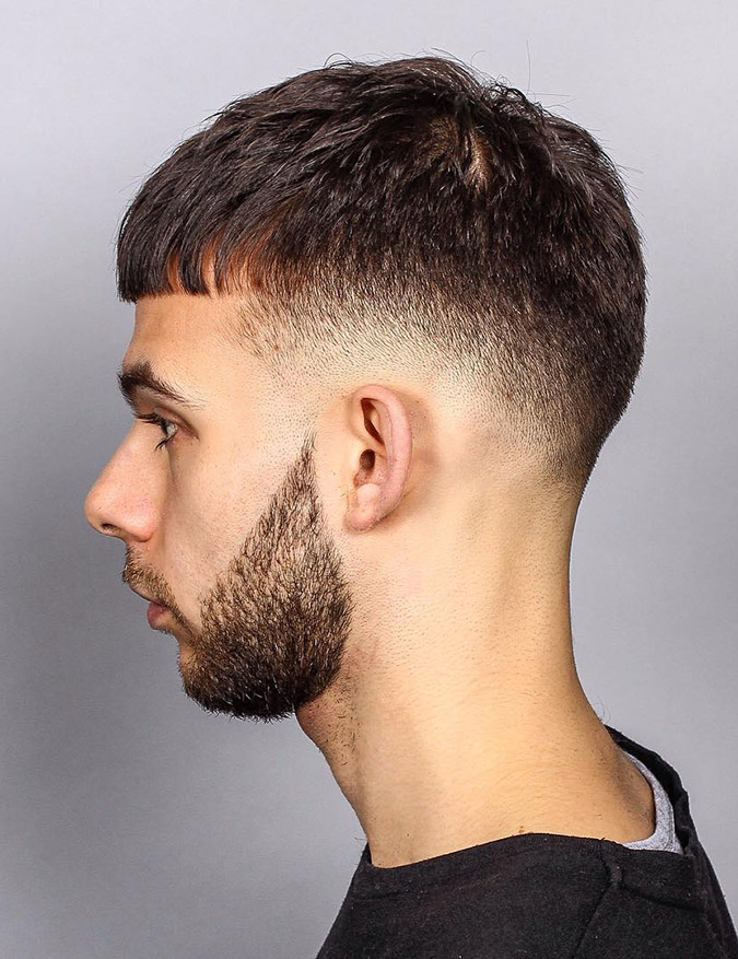 Different Types Of Fades Haircuts For Black Men U0027